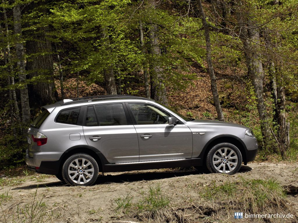 BMW X3 - Sports Activity Vehicle