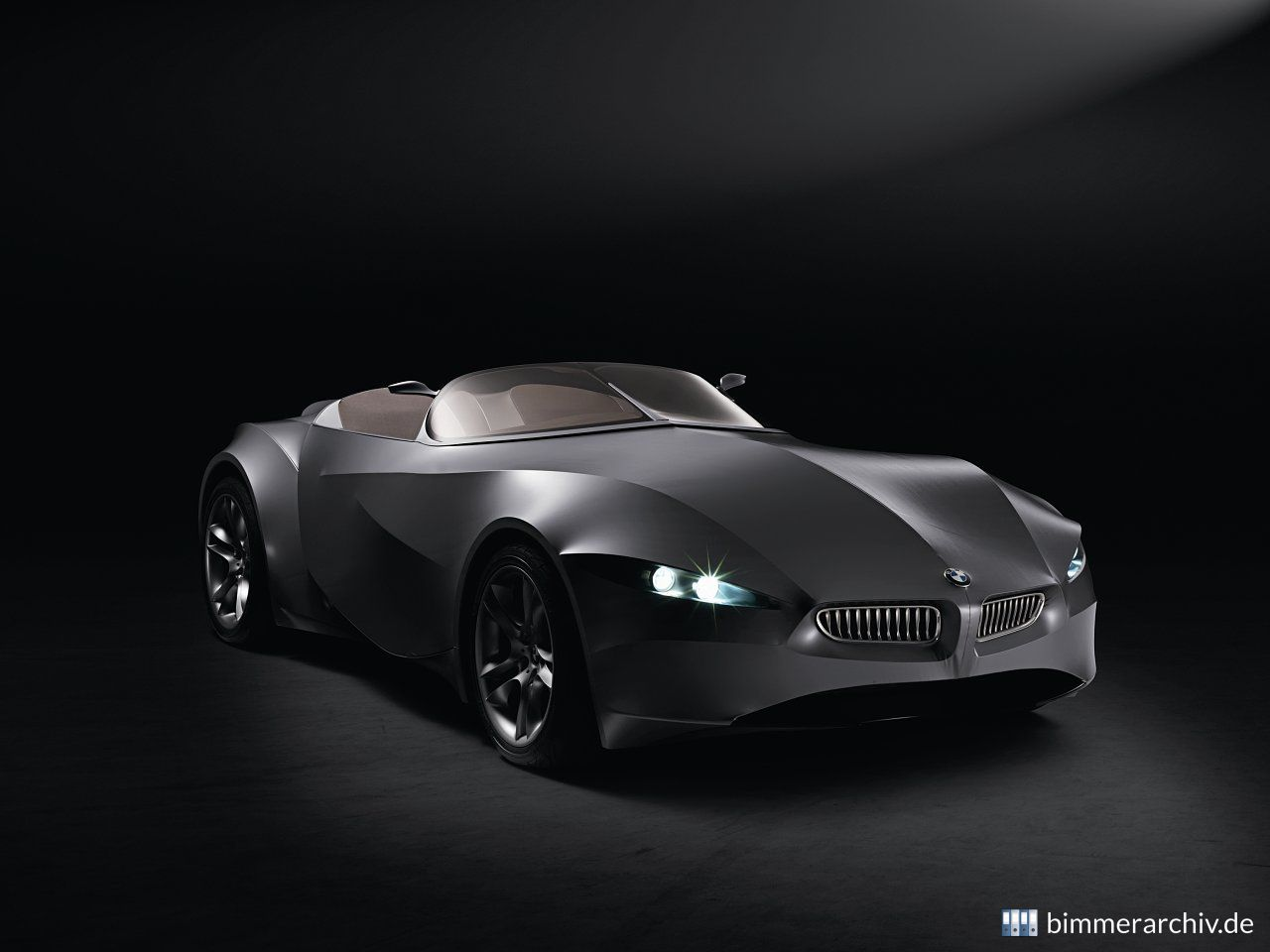 BMW GINA Light Visionsmodell