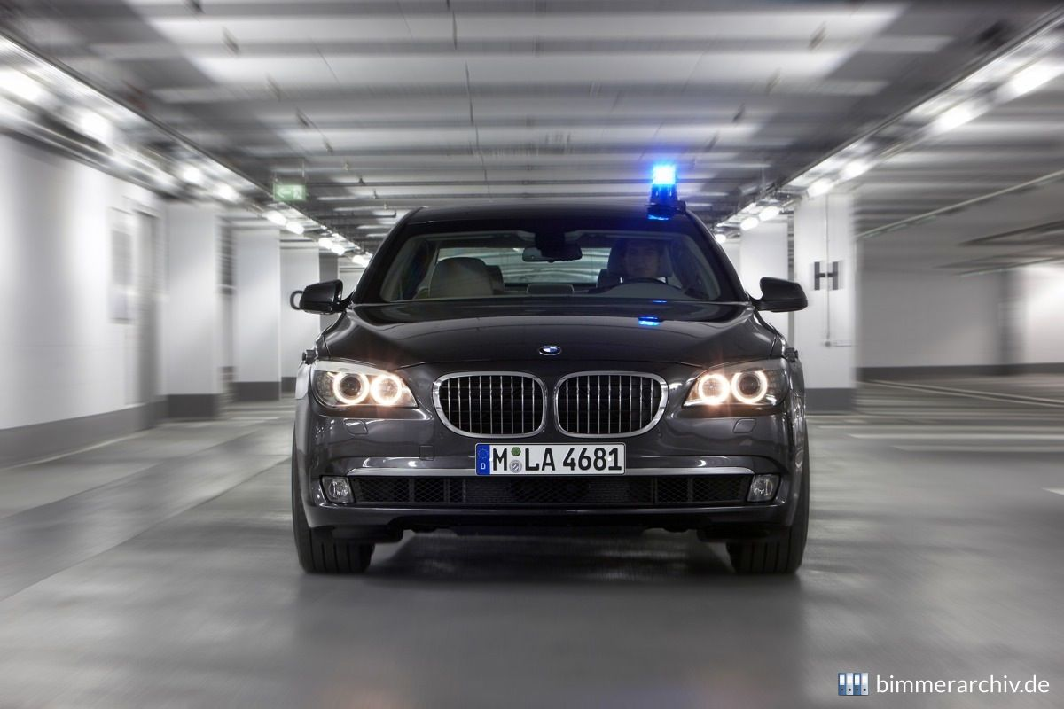 BMW 7er High Security