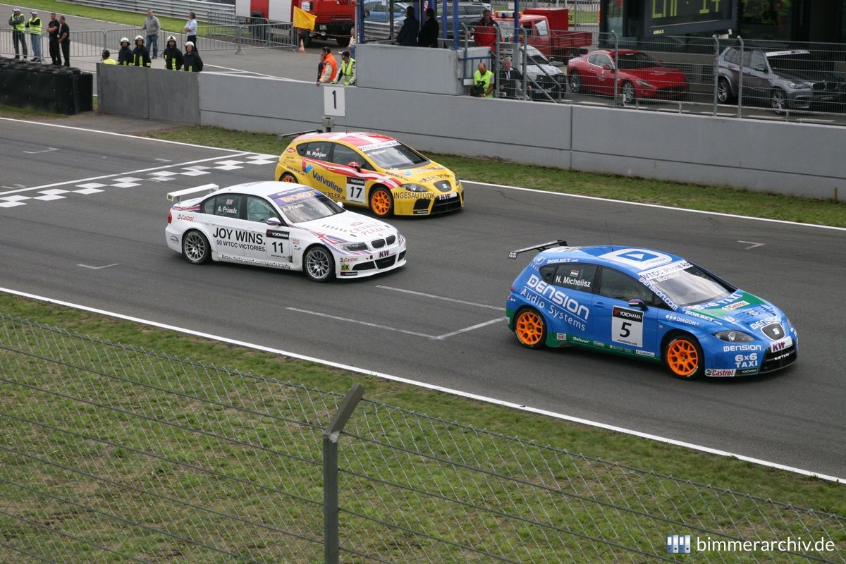 Andy Priaulx - 2. Rennen