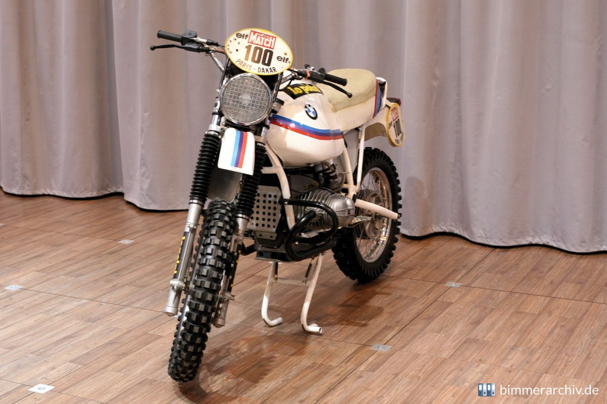 BMW R 80 G/S Paris Dakar 1981