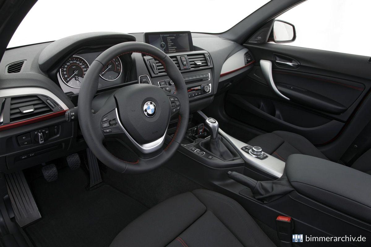 Baureihenarchiv für BMW Fahrzeuge · BMW 118i - Sport Line ...