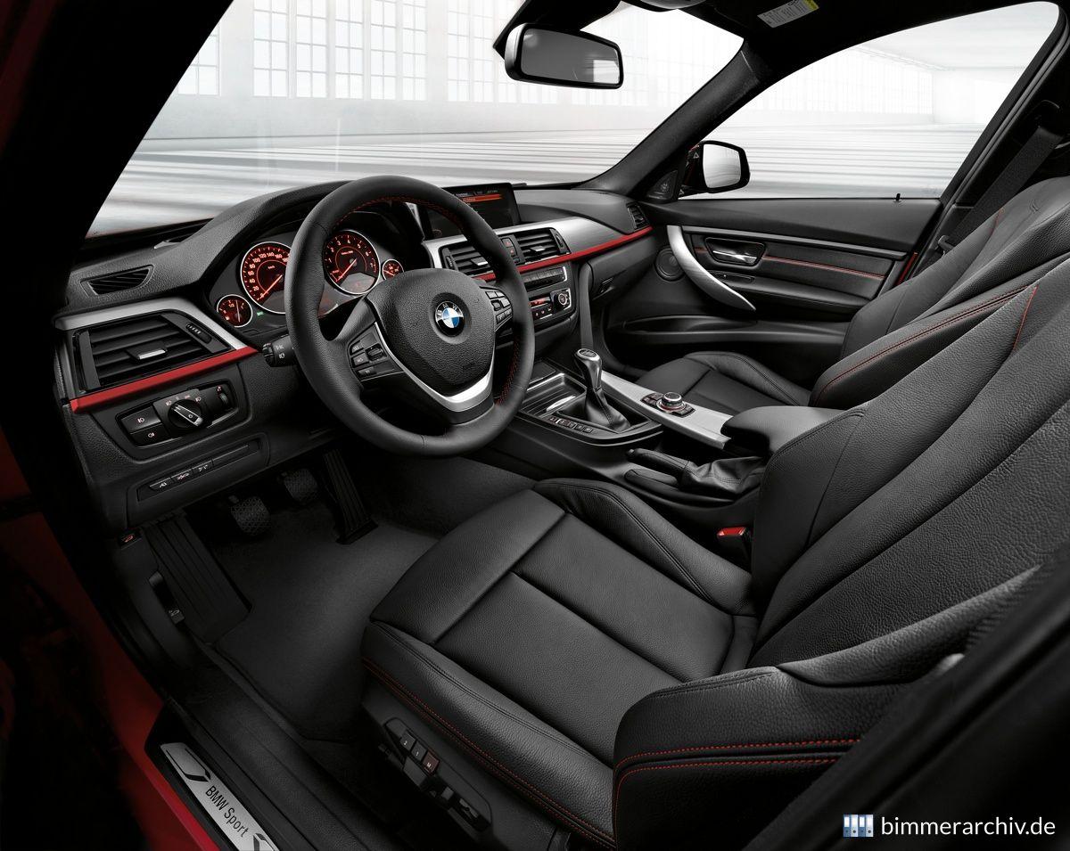 Baureihenarchiv für BMW Fahrzeuge · BMW 3er touring Interieur ...
