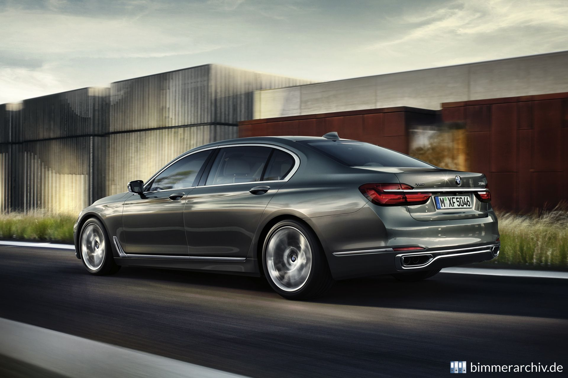 BMW 750Li xDrive - Design Pure Excellence