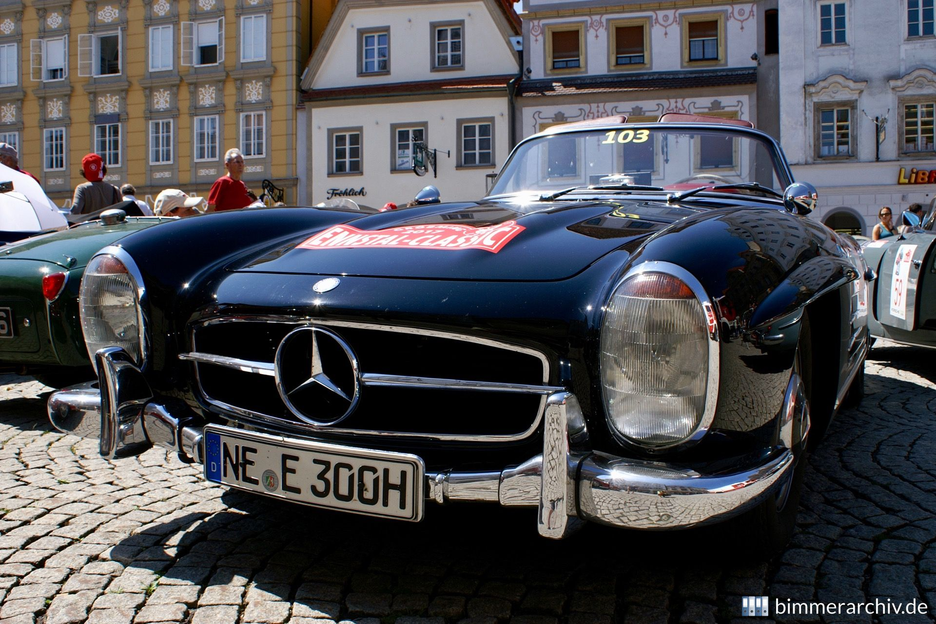 Mercedes-Benz 300 SL (1960)