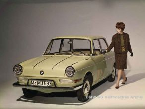 BMW 700 LS Luxus - BMW E119