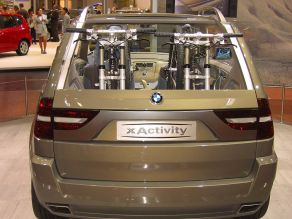 BMW xActivity Concept Car