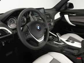 BMW 120d - Urban Line - Interieur