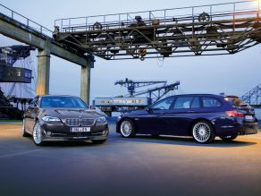 BMW Alpina D5 Bi-Turbo Limousine und Touring