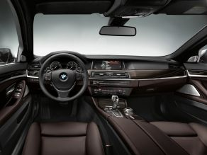 BMW 5er Luxury Line