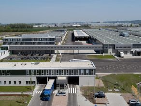 BMW Group Dynamikzentrum Dingolfing