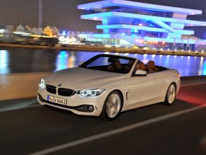 BMW 428i Cabrio - Luxury Line
