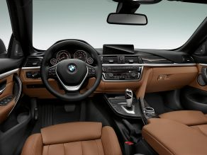 BMW 4er Cabrio - Luxury Line