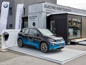 BMW i3 - Garage Italia Customs