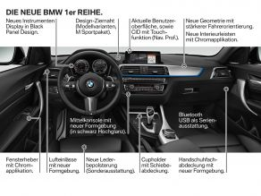 BMW 1er Reihe - Highlights