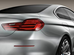 BMW Concept 6 Series Coupé