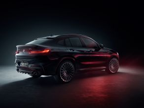 BMW Alpina XD4
