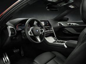 BMW 8er Coupé mit optionalem Carbon Paket