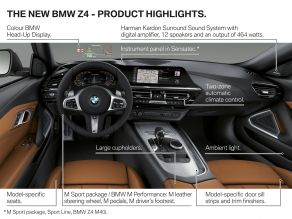 BMW Z4 Roadster - Highlights
