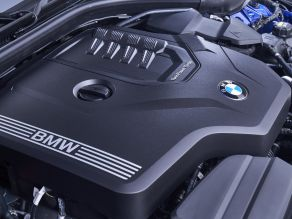 BMW TwinPower Turbo 4-Zylinder Benzinmotor (B48)