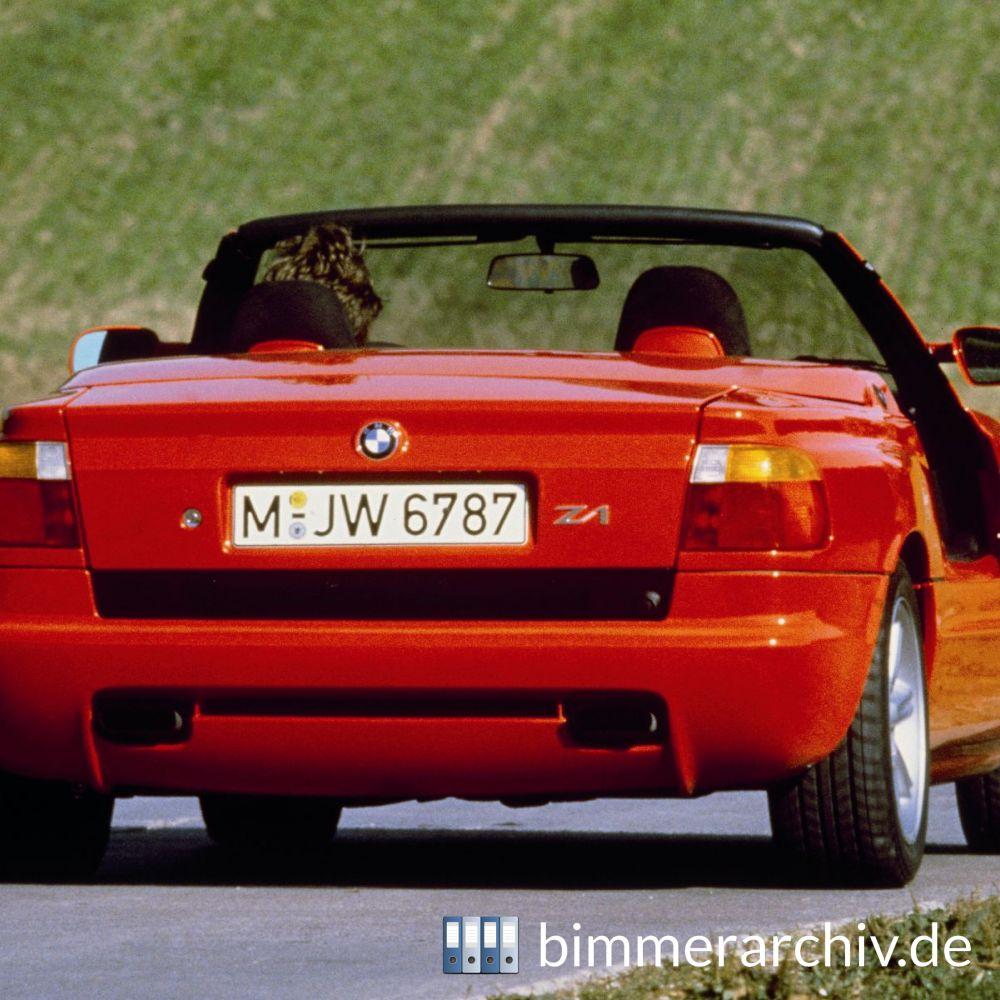 Baureihenarchiv F 252 R Bmw Fahrzeuge 183 Bmw Z1 Roadster