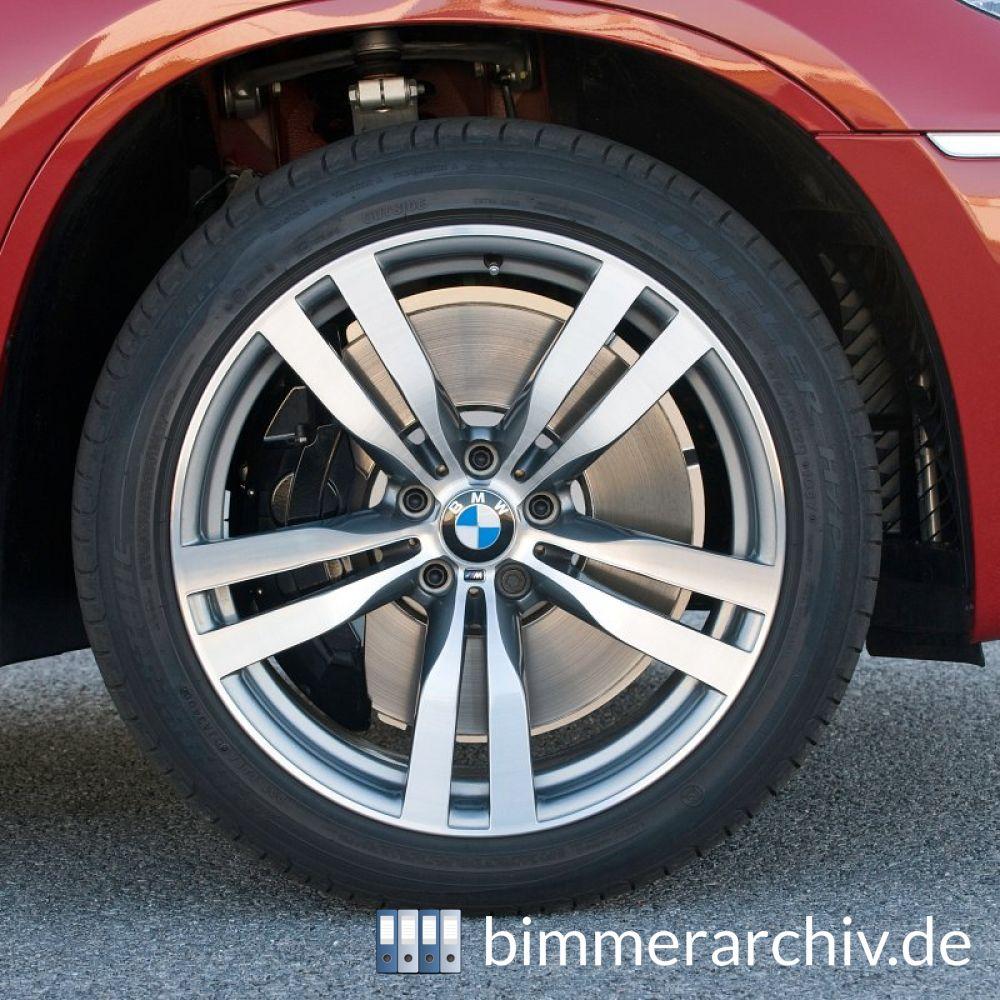 Baureihenarchiv F 252 R Bmw Fahrzeuge 183 Bmw X6 M Rad Und Bremse 183 Bimmerarchiv De