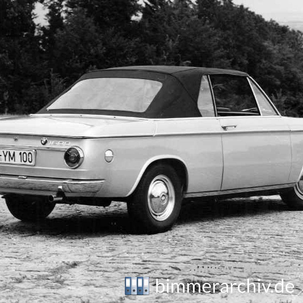 Baureihenarchiv F 252 R Bmw Fahrzeuge 183 Bmw 1600 2 Cabriolet