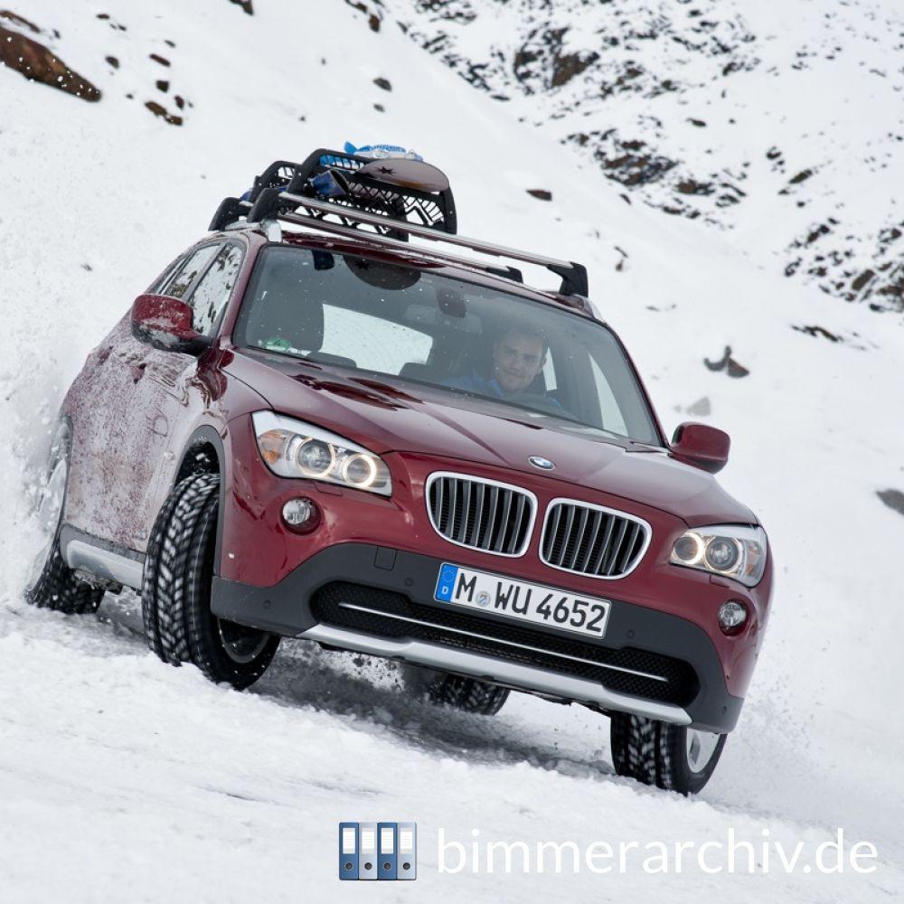 Bmw Xdrive28i: Baureihenarchiv Für BMW Fahrzeuge · Galerie · BMW X1