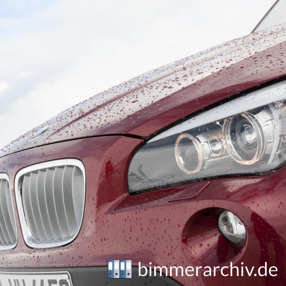 Bmw Xdrive28i: BMW Baureihenarchiv · BMW X1 XDrive28i Mit BMW TwinPower