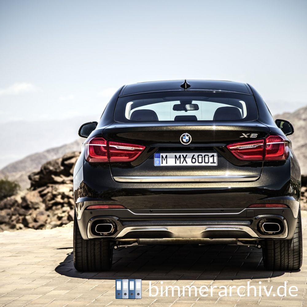 Bmw X6 Xdrive50i: Baureihenarchiv Für BMW Fahrzeuge · BMW X6 XDrive50i