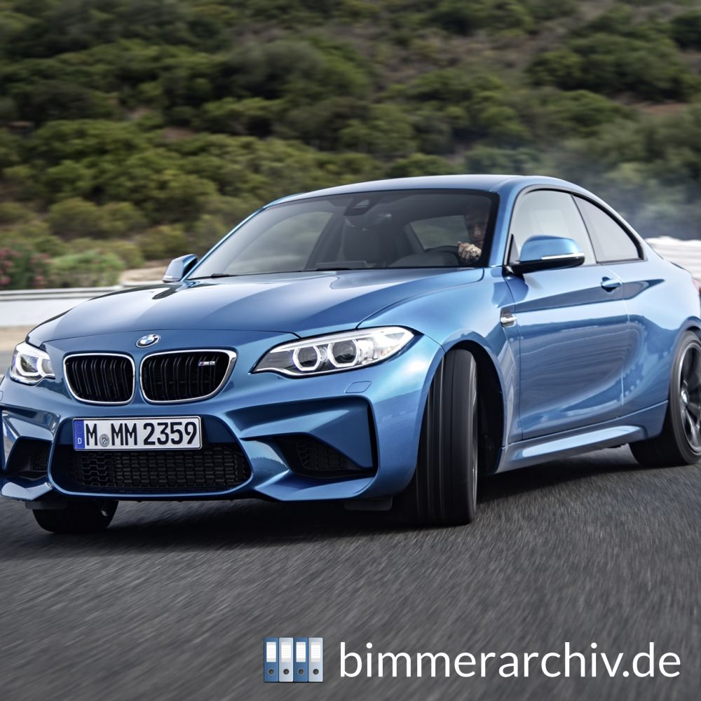 baureihenarchiv f r bmw fahrzeuge bmw m2 coup. Black Bedroom Furniture Sets. Home Design Ideas