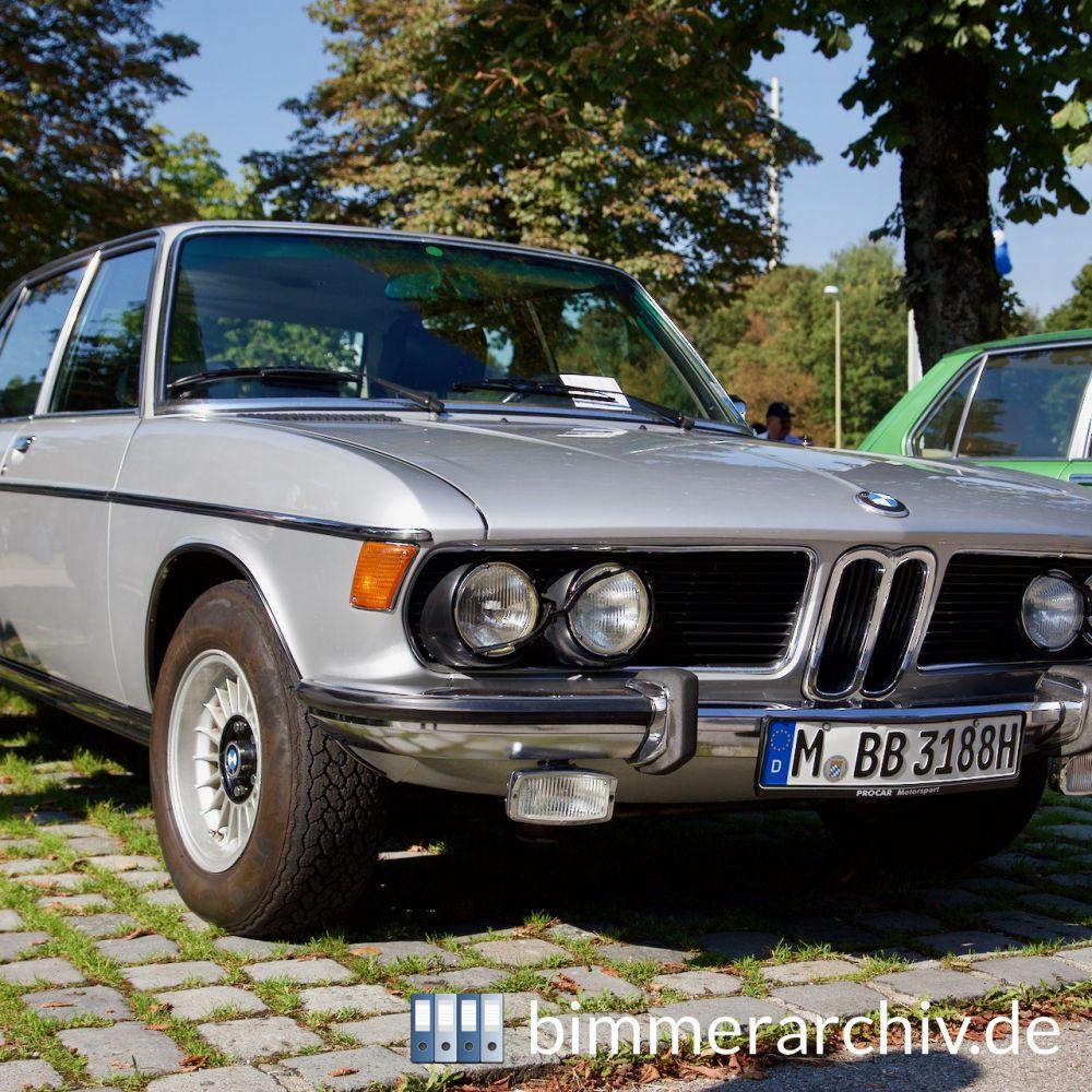 Baureihenarchiv Für BMW Fahrzeuge · BMW E3 · Bimmerarchiv.de
