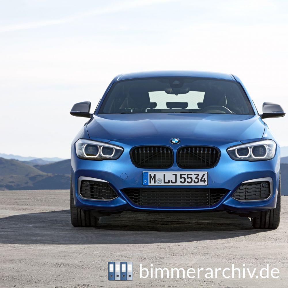Baureihenarchiv Für BMW Fahrzeuge · BMW M140i
