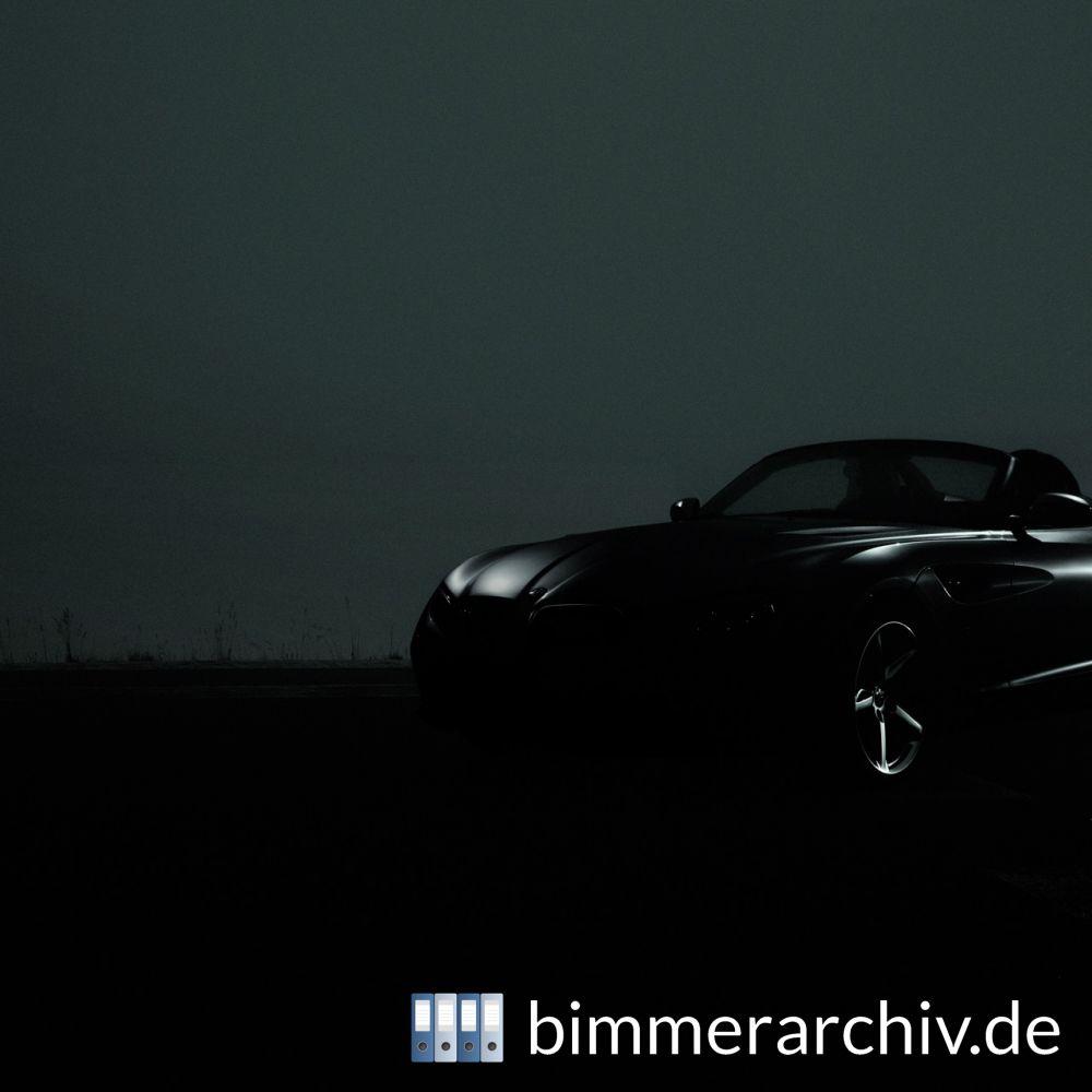 Bmw Zagato Roadster: Baureihenarchiv Für BMW Fahrzeuge · BMW Zagato Roadster