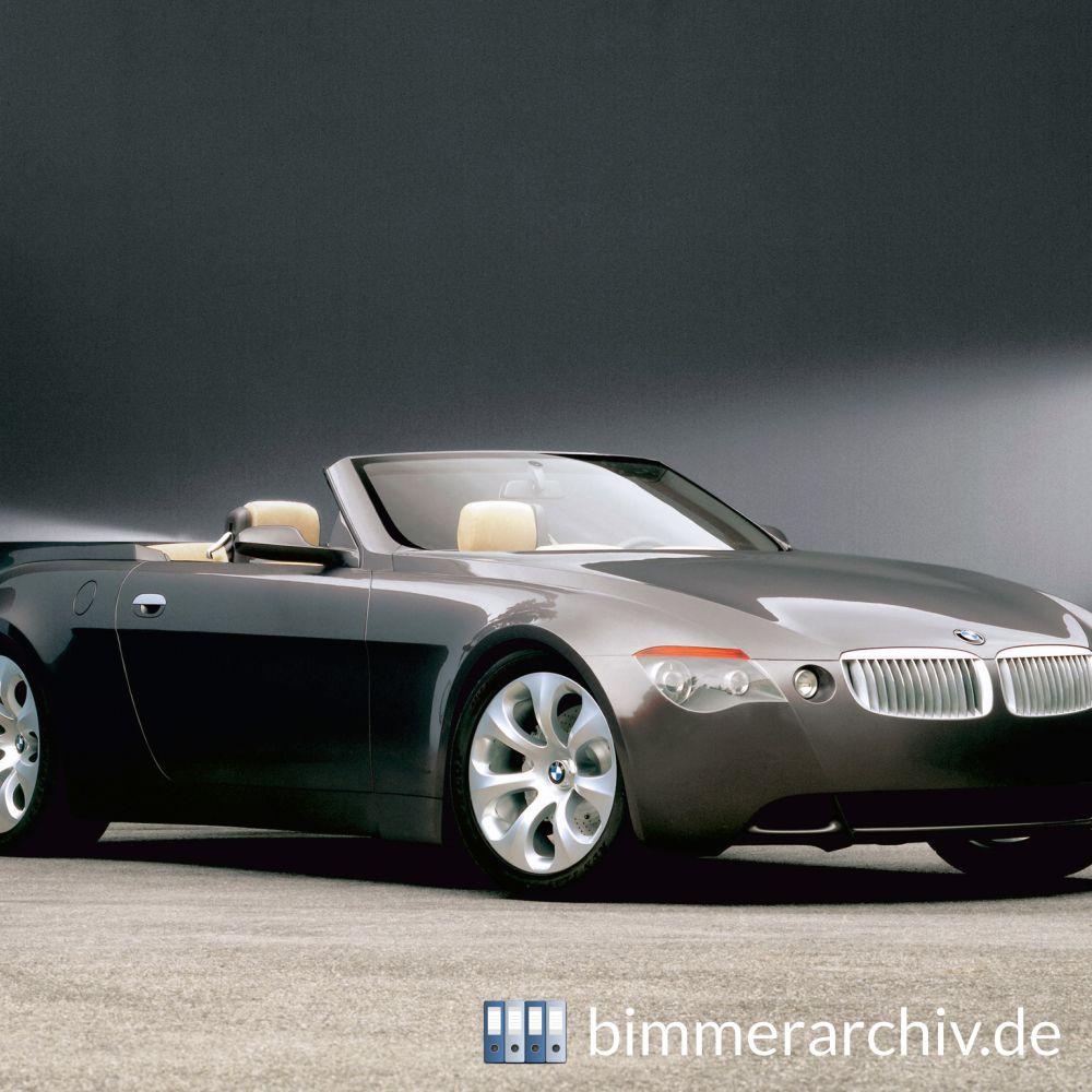 Bmw Z9: Baureihenarchiv Für BMW Fahrzeuge · BMW Z9 Cabrio