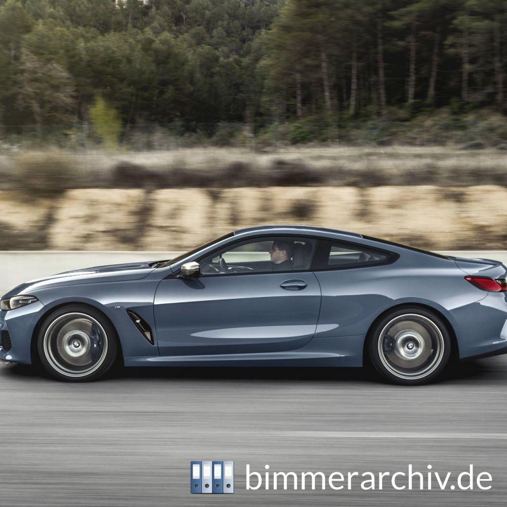 Bmw Xdrive Convertible: Baureihenarchiv Für BMW Fahrzeuge · BMW M850i XDrive Coupé