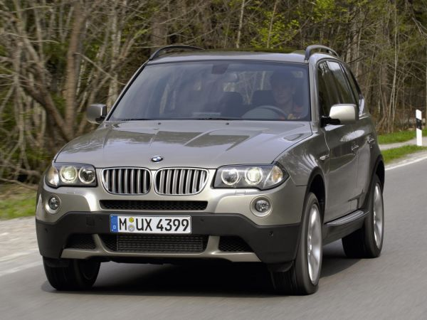 BMW X3 Sports Activity Vehicle
