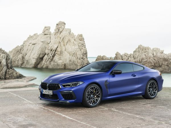 BMW M8 Competition Coupé