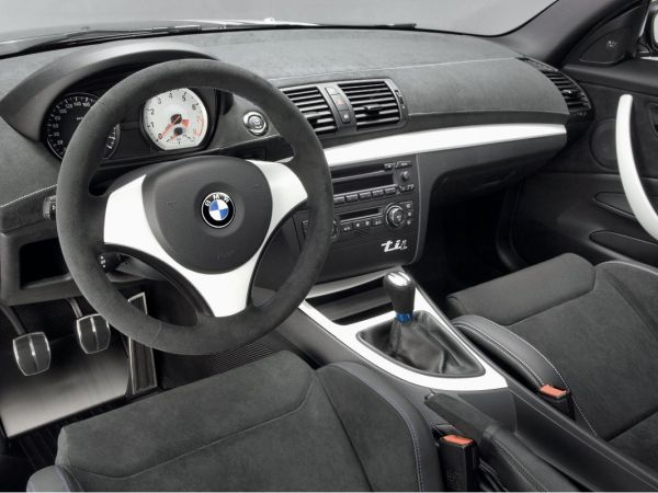 BMW Concept 1 Series tii - Cockpit