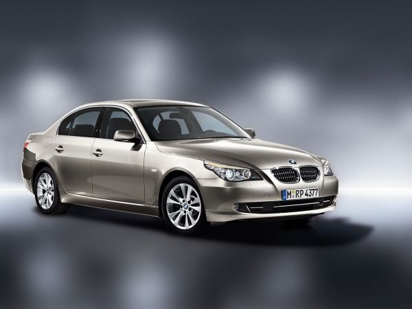 BMW 5er Edition Exclusive