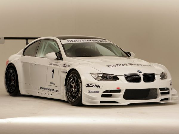 BMW M3 (E92) Rennversion ALMS
