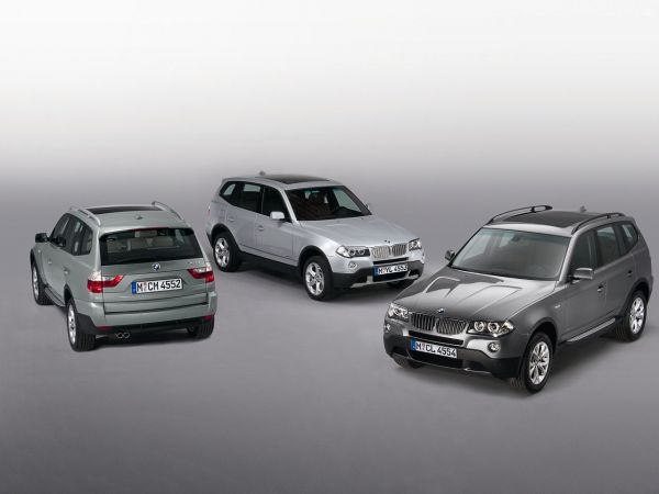 BMW X3 Edition Exclusive, Individual, Edition Lifestyle