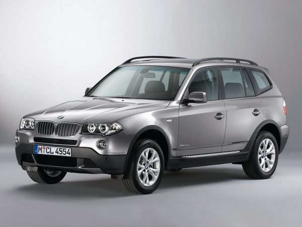 BMW X3 Edition Lifestyle