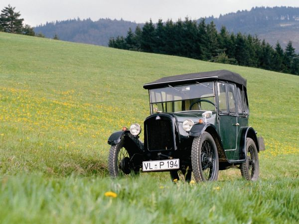 Dixi 3/15 PS DA1 Tourer