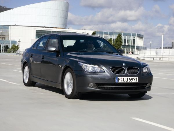 BMW 5er Security