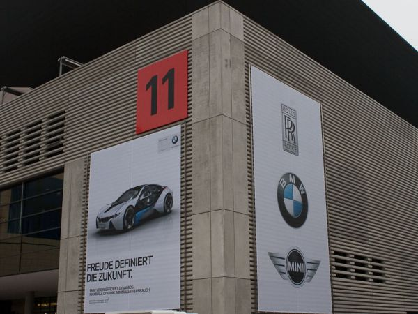 BMW Messehalle 11