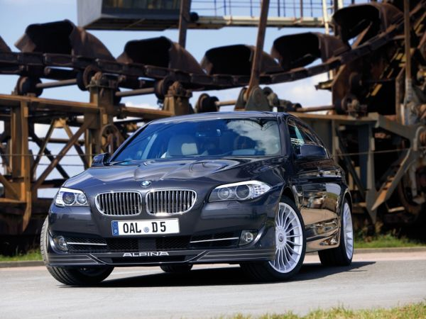 BMW Alpina D5 Bi-Turbo Limousine