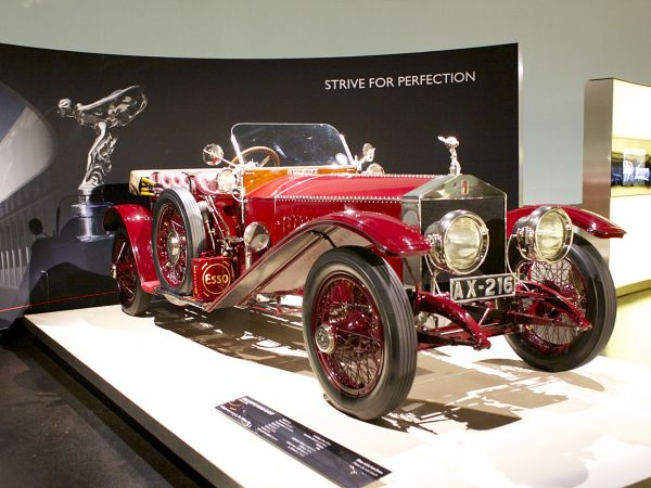 BMW Museum: Strive for Perfection