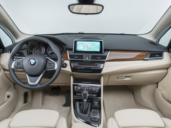 BMW 225i Active Tourer - Interieur
