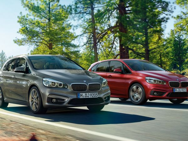 BMW 2er Active Tourer - Luxury Line und Sport Line